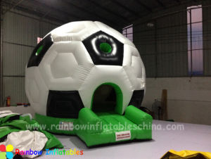 Hop Games Inflatable Soccer Bouncer pictures & photos