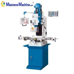 Column Type Metal Drilling Milling Machine (mm-Mark Super SV) pictures & photos