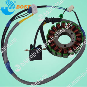 Motorcycle Parts Magneto Stator Coil for 3 Wheel Bajaj Compact Re-205 pictures & photos