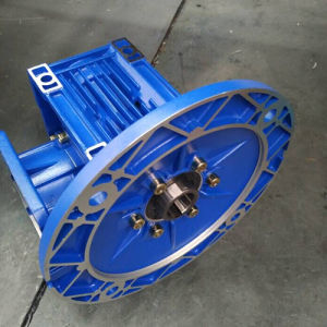 Nmrv030-150 Aluminium Electric Motor Gearbox pictures & photos