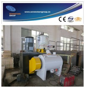 PVC Horizontal Mixing Equipment with 10 Years Factory pictures & photos