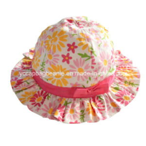 Children Bob Hat, Girl Bucket Hat pictures & photos