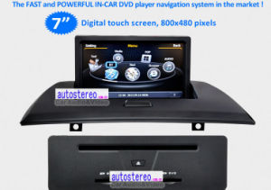 Stereo Headrest DVD Player for BMW X3 E83