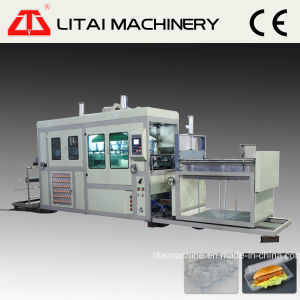 PLC Control Plastic Egg Tray Making Machine pictures & photos