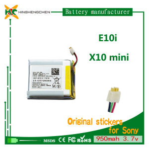 950mAh 3.7V Cell Phone Battery for Sony Xperia X10 Mini E10I pictures & photos