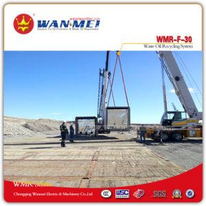 Slop Oil Conditioner by Vacuum Distillation - Wmr-F Series
