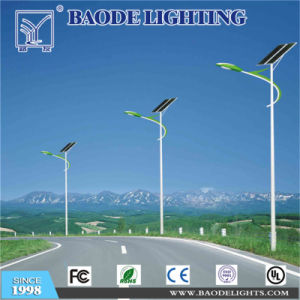 9m 60W Solar LED Street Lamp with Coc Certificate pictures & photos