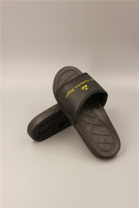 Cn-2015b Antistatic PVC Foaming Slippers