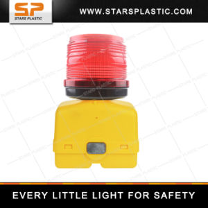 Traffic Barricade Solar Beacon Light pictures & photos