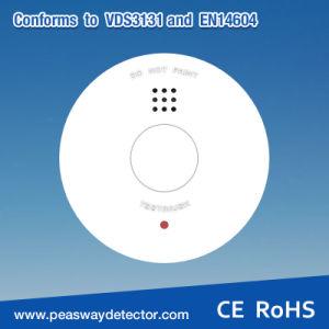 Peasway Smoke Detector Smoke Alarm with 3V Lithium Battery Pw-518-B3