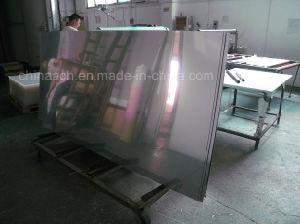 1mm Golden Acrylic Mirror Sheet-Double Sides Mirror Sheet pictures & photos