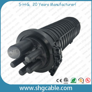 96 Splices Dome Fiber Optic Splice Closure (FOSC-D06) pictures & photos