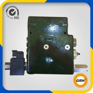 Black Cast Iron 1/2 NPT Port Hydraulic Control Flow Valve pictures & photos