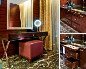 Luxury Star Hotel President Bedroom Furniture Sets/Standard King Size Room Furniture/Luxury Classic Single Bedroom Furniture (GLNB-020202) pictures & photos