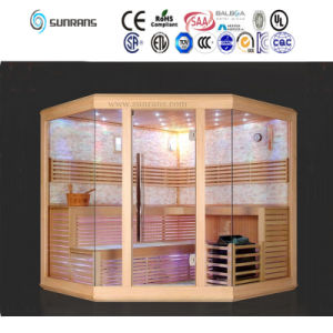 China Hot Sauna Steam Room Steam Sauna Shower Combination