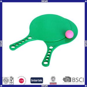 Green En71 Test Plastic Beach Racket pictures & photos