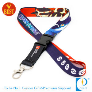 China Custom Heat Transfer Printing Lanyard for Gift pictures & photos