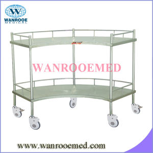 Stainless Steel Operating Room Trolley pictures & photos