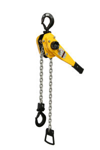 Hand Lever Hoist with Blackplated Load Chain for 3000kg pictures & photos