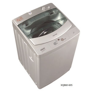 6.0kg Fully Auto Washing Machine (plastic body/ lid) Model XQB60-605 pictures & photos
