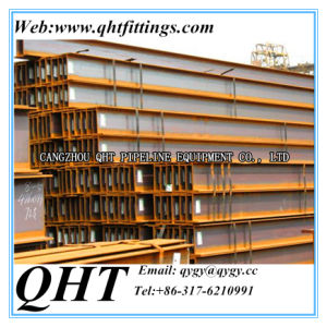Tk Hot Rolled ASTM A36 Steel H Beam pictures & photos