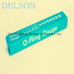 Measure Rubber O Ring Size O-Ring Gauge pictures & photos