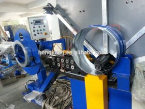 Spiral Duct Forming Machine (roll shears) pictures & photos