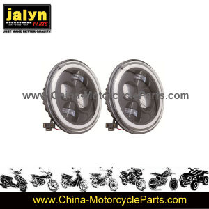 2012068 Motorcycle LED Light Angle Eyes Headlight for Harley Davidson pictures & photos