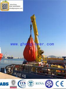 Pedestal Crane Hydraulic Deck Crane Telescope Boom Crane Marine Crane Ship Deck Crane pictures & photos