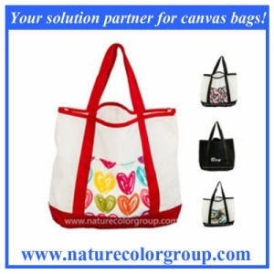 Hot Sale Reusable Polyester Folding Shopping Bag (SP-5038) pictures & photos