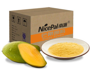 Natural Instant Mango Powder / Mango Juice Powder pictures & photos