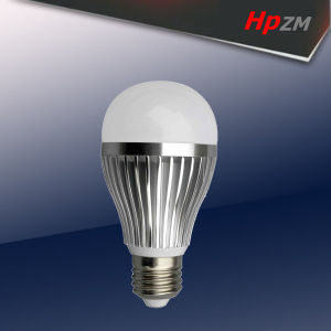 E27/B22 12W A60 Aluminum LED Lamp pictures & photos