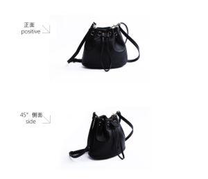Hb2212. PU Bag Handbag Shoulder Bag Diagonal Package Mini Bucket Bag Fashion Chain Bag pictures & photos