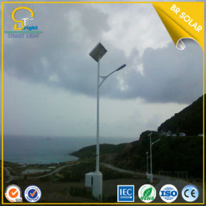 Professional Design 6m 30W Solar LED Street Lamp pictures & photos