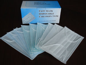 China Cheapest Disposable Surgical Mask