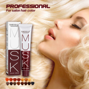 OEM/ODM Hair Care Product Hair Dye 90 Colors Professional Hair Dye Cream pictures & photos