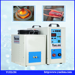 High Frequency Induction Heating Machine 25kw for Heat Treating pictures & photos
