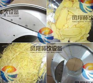 Ginger Slicing Machine, Turmeric Slicing Machine pictures & photos
