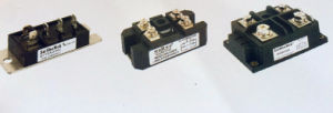 Single-Phase Rectifier Bridge Modules (Mdq 130A) pictures & photos