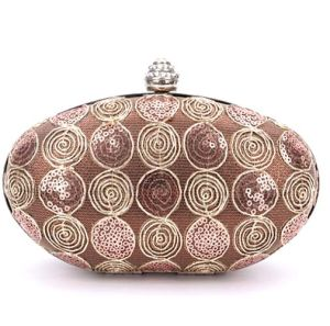 Hot Sell Clutch Bag Elegant Bag Fashion Evening Bag (XW0920) pictures & photos
