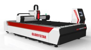 1000W Germany Metal Sheet Fiber Laser Cutting Machine pictures & photos