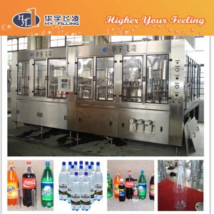 Pet Carbonated CO2 Drinks Filling Equipment pictures & photos