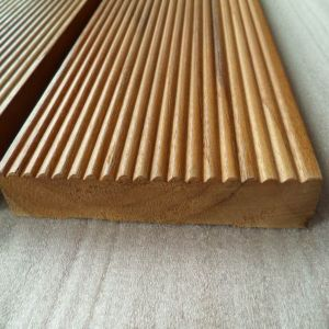Foshan Good Price Natural Teak Outdoor Hardwood Decking