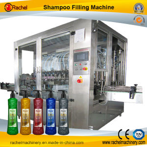 Automatic Shampoo Bottling Line pictures & photos