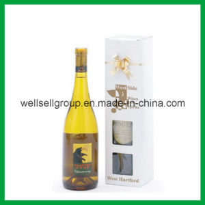 White Wine Bottle Box (CPBZ-14-5002) pictures & photos