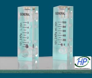 Pipe Type Flow Meter for RO Water Purification pictures & photos