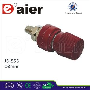 Produce 8mm Binding Post/Speaker Binding Post (JS-555) pictures & photos