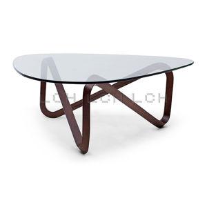 Modern Coffee Table in Butterfly Shape