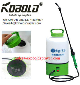 New 12liter Trolley Electric Garden Sprayer pictures & photos