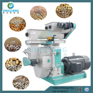 Full Automatic Horizontal Ring Die Wood Pellet Mill pictures & photos